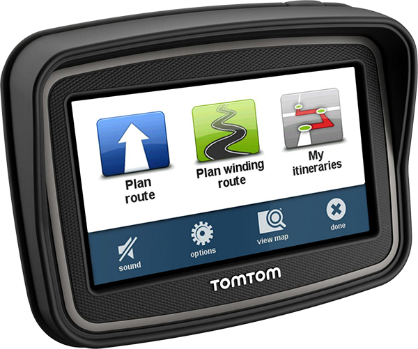 Tomtom Rider Premium The Ultimate Bike Gps Package 1